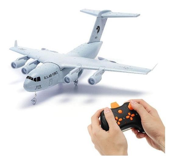 Aeromodelo R/c C-17 Transport 373mm Wingspan Epp 2.4ghz