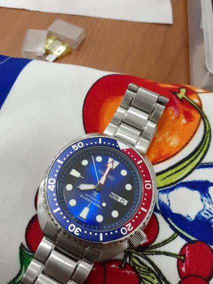 Relogio Seiko X Turtle Prospex Mergulho Prova Dágua 200m