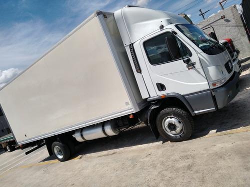 M.b Acello 915 Baú Refriger 6,20 Aceito Troca Carro Caminhão