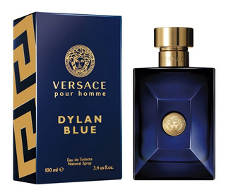 Dylan Blue By Versace 100 Ml Edt Caballero