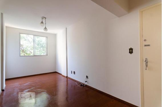 Apartamento No 2º Andar Com 1 Dormitório E 1 Garagem - Id: 892960468 - 260468