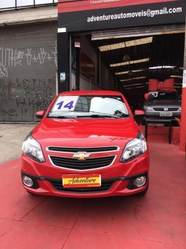 Chevrolet Agile Ltz 1.4 Completo 2014
