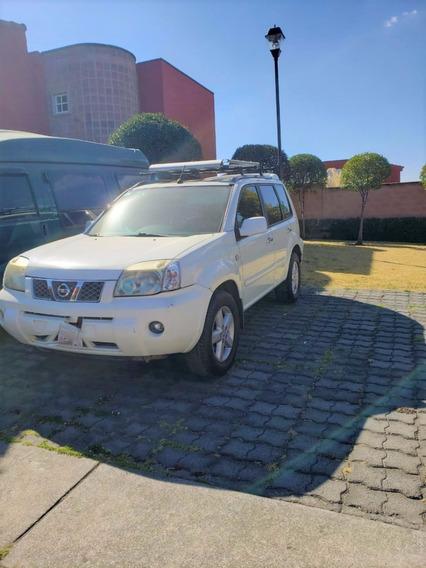 Nissan Xtrail Modelo 2004, Piel, Impecable , Qc.