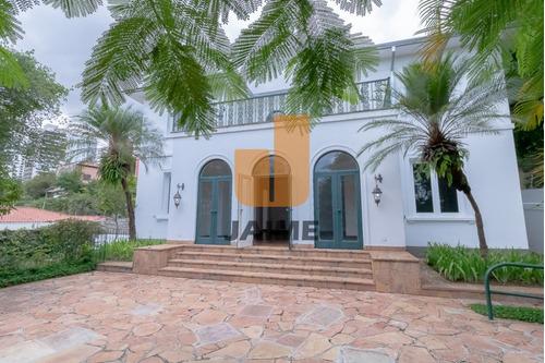 Casa Em Higienopolis - Bi1181