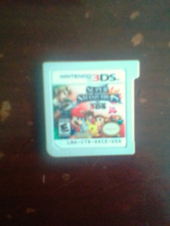 Super Smash Bros For 3ds Usado