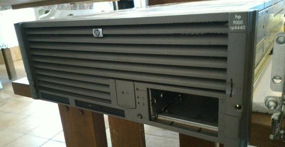 Servidor Hp 9000 Rp4440 A7124a - 4x Dual Core 32gb