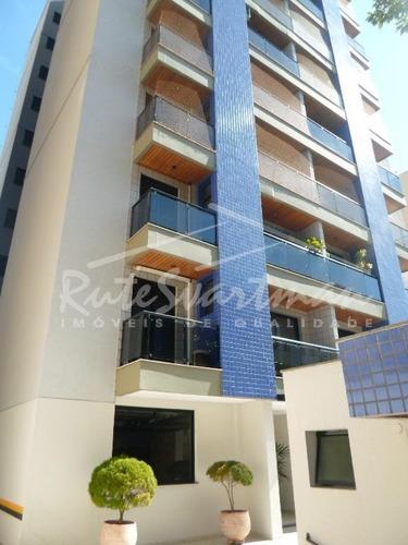Imagem 1 de 30 de Apartamento Residencial À Venda, Cambuí, Campinas - Ap1055. - Ap1055