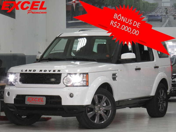 Land Rover Discovery4 3.0 Se