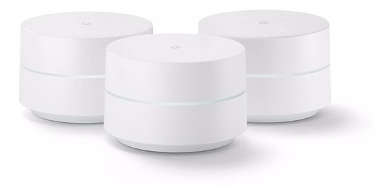 Google Wifi. Set X 3 Con Instalación A Domicilio! En Stock!