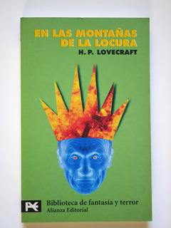 Lovecraft H. P. - En Las Montañas De La Locura