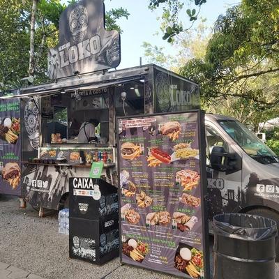 Food Truck Famoso E Empresa A Venda