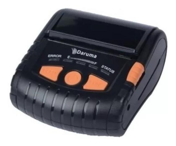 Impressora Daruma Portátil Drm-380, Usb E Blutooth
