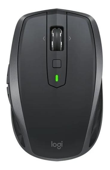 Mouse Logitech Mx Anywhere 2s S/fio Preto 910-005132