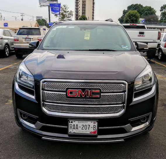 Gmc Acadia 3.7 Denali At 2016