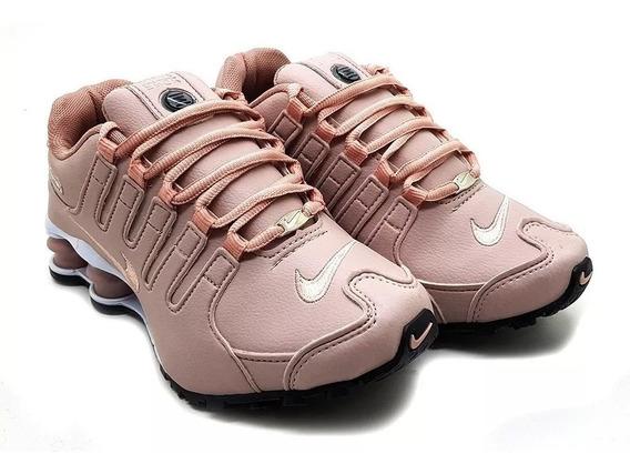 Tenis Nike Shox 4molas Feminino