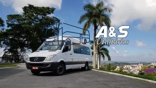 Imagem 1 de 8 de Mercedes Sprinter 515 2013 C/20 Lug Ais Ref 833