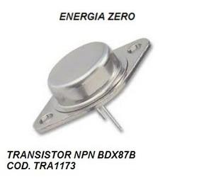 Transistor Npn Bdx87b Cod. Tra1173 Frete Cr