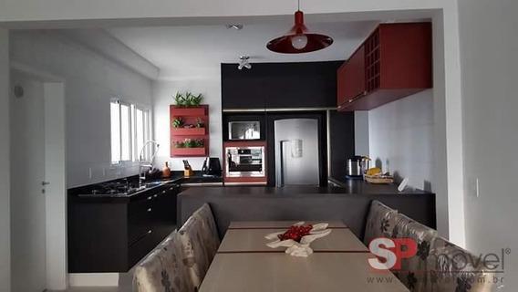 Apartamento Para Venda Por R$600.000,00 - Vila Valparaíso, Santo André / Sp - Bdi17361