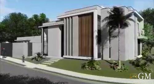 Casa Em Condomínio Para Venda Em Presidente Prudente, Parque Residencial Damha Iii, 4 Dormitórios, 5 Banheiros - Ccv65702_2-1171247
