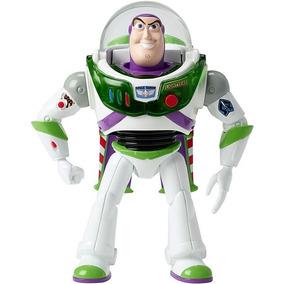 Novo Disney Pixar Toy Story 4 Buzz Lightyeat Luz E Som Matte