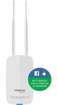 Roteador Wireless Intelbras Hotspot 300 Facebook - 4750031