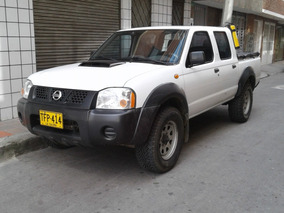 Camioneta Nissan Frontier D22/ Np300