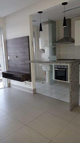 Apartamento Com 1 Dorm, Vila Mathias, Santos, Cod: 14855 - A14855