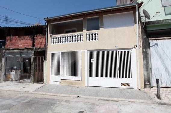 Casa Com 1 Dormitório Para Alugar, 45 M² - Vila Rosália - Guarulhos/sp - Ca2780