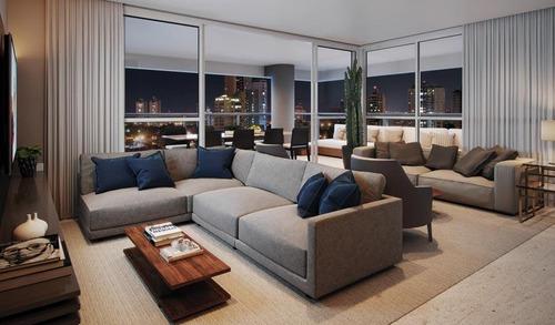 Apartamento Alto Padrão 100 Metros 2 Suítes 2 Vagas Próximo A Metrô E Parque Do Ibirapuera!! Entrega Em Agosto 2021! Direto Da Construtora!!! - 11673