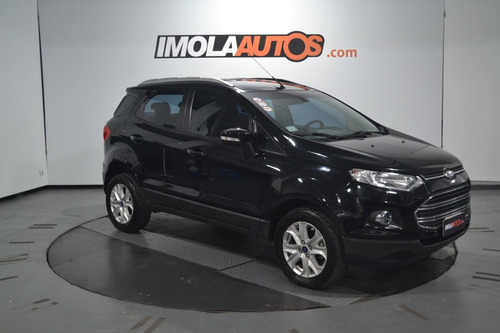 Ford Ecosport 1.6 Titanium  M/t 2015 -imolaautos-