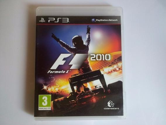Jogo - Formula 1 2010