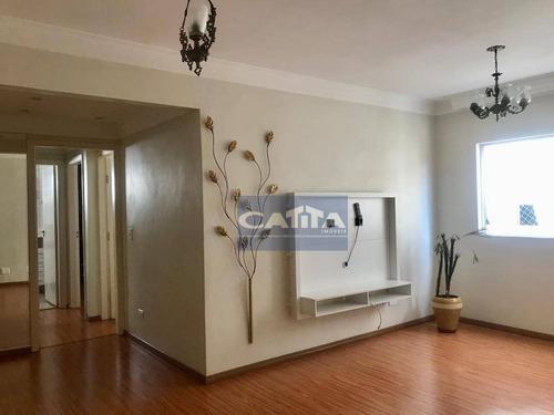 Imagem 1 de 20 de Apartamento Com 2 Dormitórios Para Alugar, 58 M² Por R$ 2.100,00/mês - Tatuapé - São Paulo/sp - Ap21401