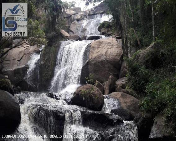 Excelente Terreno Com 2 Alqueires E Cachoeira Localizado Em Socorro; - 781 - 34064712