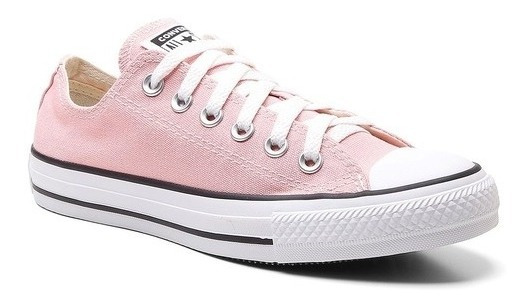Tenis Converse All Star Ct Core Hi Rosa Bb