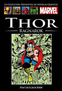 Colección Novelas Gráficas Salvat: Thor - Ragnarok (xiii)