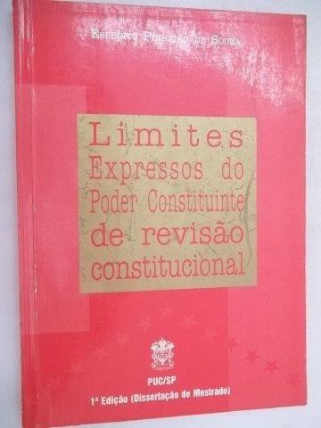 * Limites Expressos Do Poder Constituinte De Revisão
