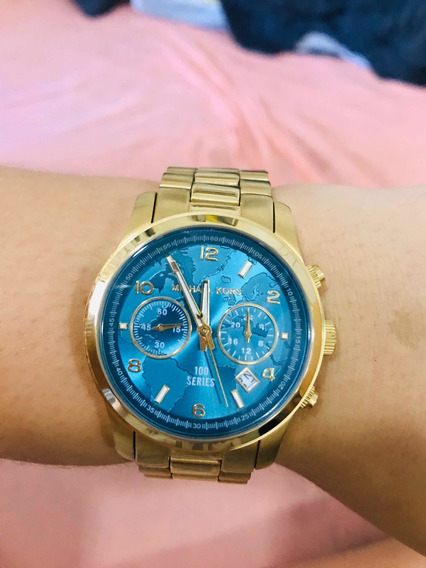 Vendo Relógio Michael Kors Mk8317 Original Novo