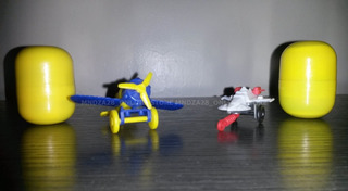Mini Aeronaves Armables Coleccionable