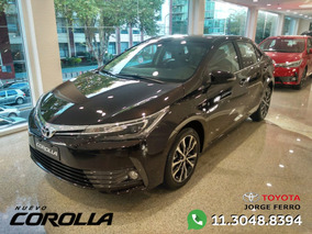 Toyota Corolla Seg Caja Automatica Cvt - Nuevo Modelo