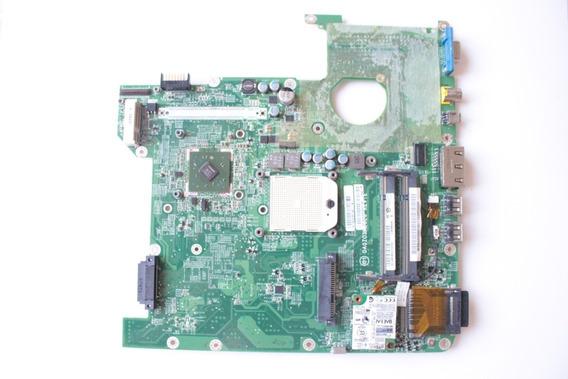 Placa Mãe Notebook Acer 4520 Da0z03mb6e0 Defeito