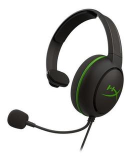 Auricualres Gamer Hyperx Cloudx Chat Con Microfono Xbox One
