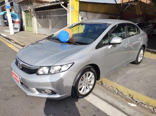 Honda Civic 2.0 Lxr Automático 2014