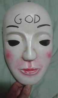 Máscara Pelicula La Purga
