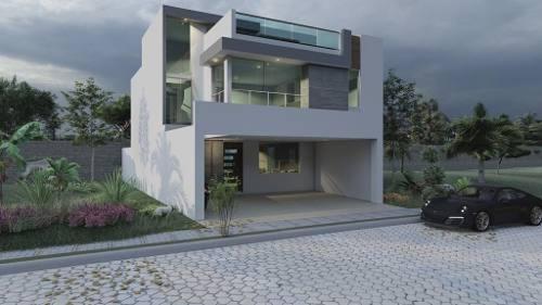 Casa Nueva En Venta En Lomas De Agelópolis