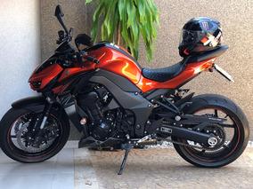 Kawasaki Z1000 - Novíssima - Linda
