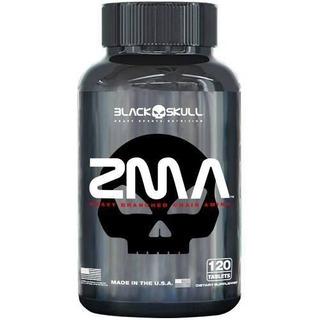 Zma 120 Caps - Blackskull