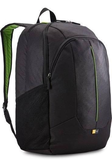 Mochila P/ Laptop Até 15,4 Pol Case Logic Preta - Prev117