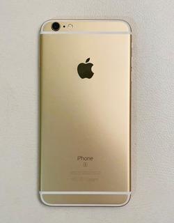 iPhone 6s Plus Apple 32gb Ouro 4g Desbloqueado Usado