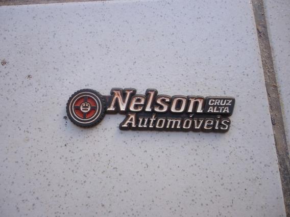 Emblema Revenda Concessionária Nelson Automóveis Cruz Alta