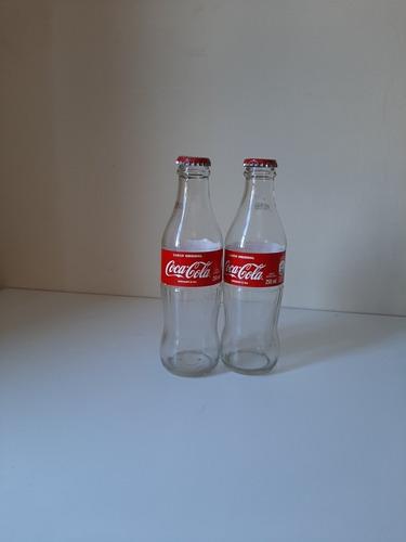 Garrafinha Da Coca Cola 2 Unidades